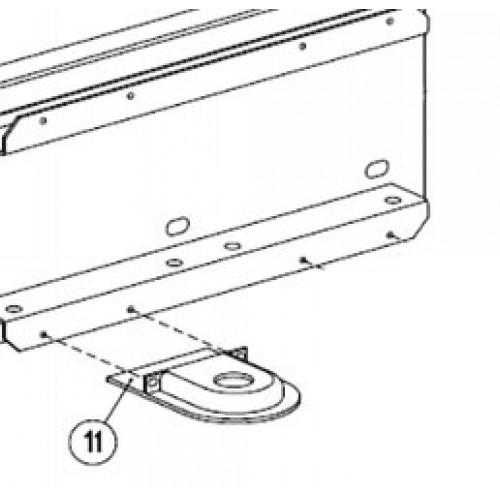 Заглушка (арт. ASW.4011)