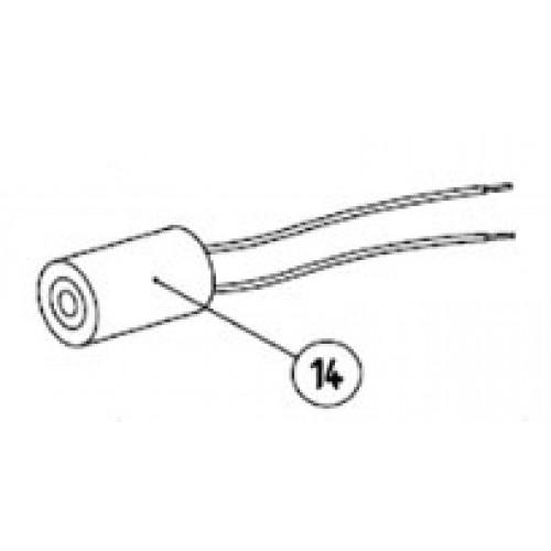 Конденсатор 10мкФx400B (арт. ASW.4014)