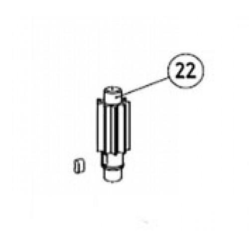 Вал вторичный (арт. ASW.4022)